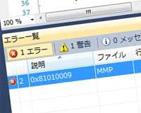 .NET MFでジェネリックを使うとエラー0×81010009になる